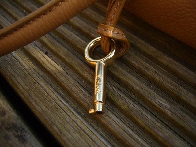 Chloe Paddington Bag Key