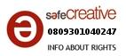 Safe Creative #0809301040247