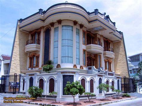 gambar rumah mewah - desain rumah