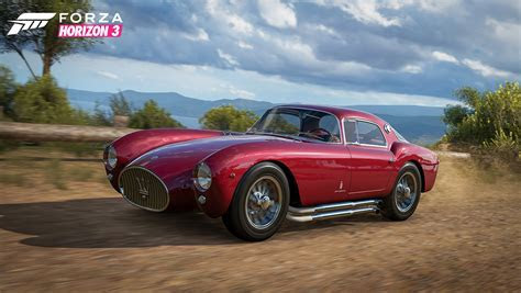 Forza Horizon 3's first patch fixes framerate stuttering problem