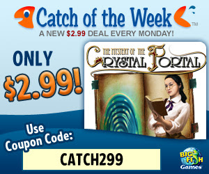 The Mystery of the Crystal Portal (BFG Catch of the Week)