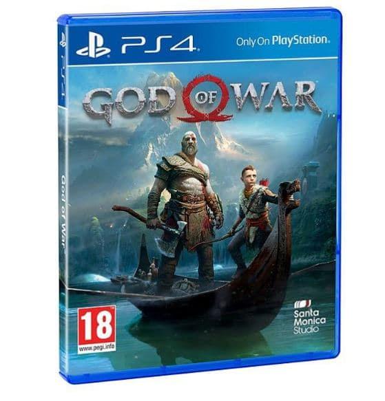 تحميل لعبة المغامرات الرهيبة اله الحرب 4 God of war