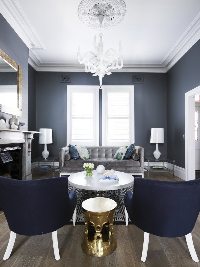 Clarke Payne House - Interiors By Color