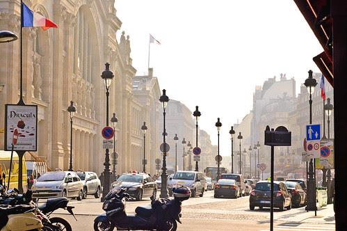 Around de Gare