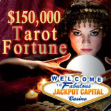 Tarot Fortune Casino Bonus Giveaways This Week at Jackpot Capital Casino