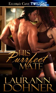 His Purrfect Mate ( Mating Heat #2) by Laurann Dohren