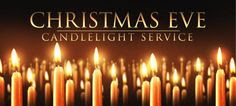.We like to also attend the Christmas Eve Candle light service at our church. We then have friends and family over for food and games.
