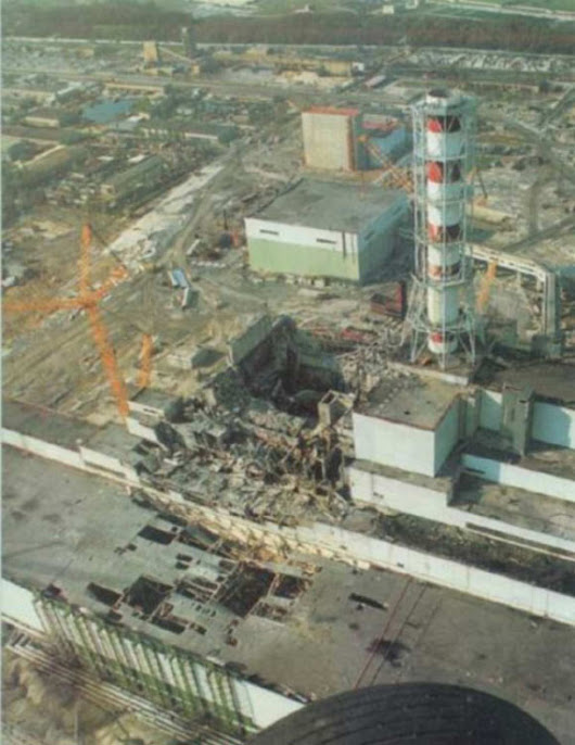 New Study Rewrites First Seconds of Chernobyl Accident | Physics | Sci-News.com