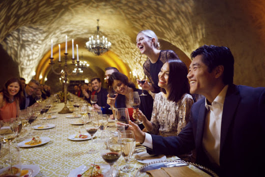 Dates Announced: 2017 Masters Winemaker Dinner Series in Napa - Jen is on a Journey