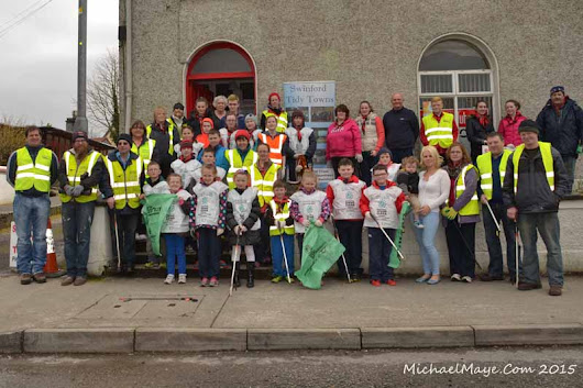 2017 Good Friday Spring Clean | Swinford Tidy Towns