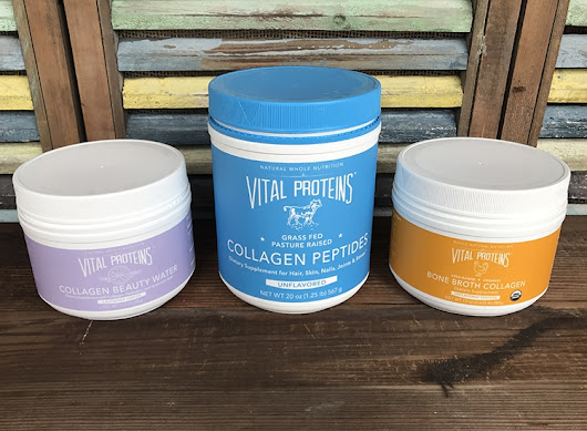 Vital Proteins Review & Giveaway