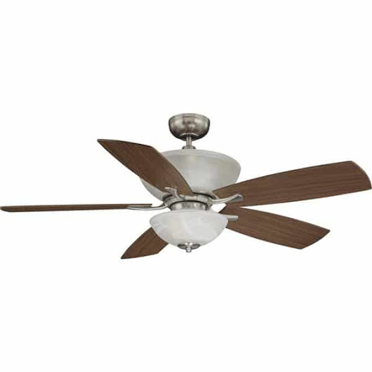Durango 9 Light Brushed Nickel Ceiling Fan Manual | Hampton Bay Ceiling Fans Lighting & Patio Furniture Outlet