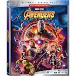 Marvel Avengers: Infinity War (Blu-Ray + Digital)