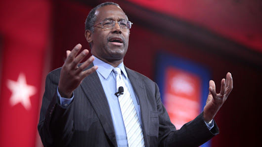 Ben Carson isn't waiting until the election's over to cash in