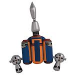 Jango Fett Backpack
