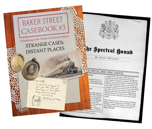 Baker Street: Strange Cases and Hood: Beyond the Forest