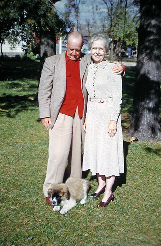 Ward and Mary Ross-Gillespie