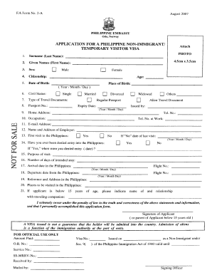 11 Printable Us Visa Application Online Forms And