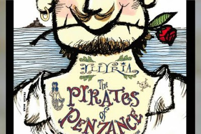 The Pirates of Penzance Outdoor Theatre - Paxton House