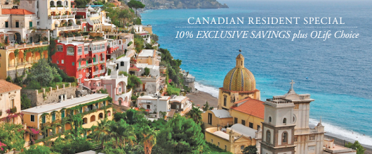 Oceania Cruises | The Canadian Resident Promotion!