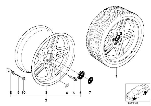 Wiring Diagram  32 Wheel Diagram Car