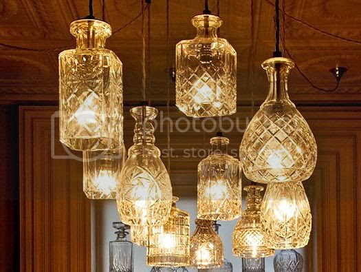 Decanters Lamps