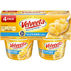 Kraft Velveeta Shells & Cheese - 4 pack, 2.19 oz cups