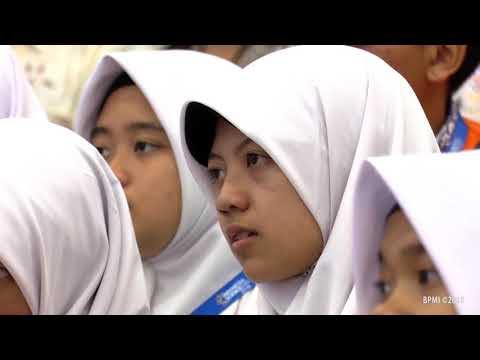 Peresmian Pembukaan Indonesia Science Expo 2018