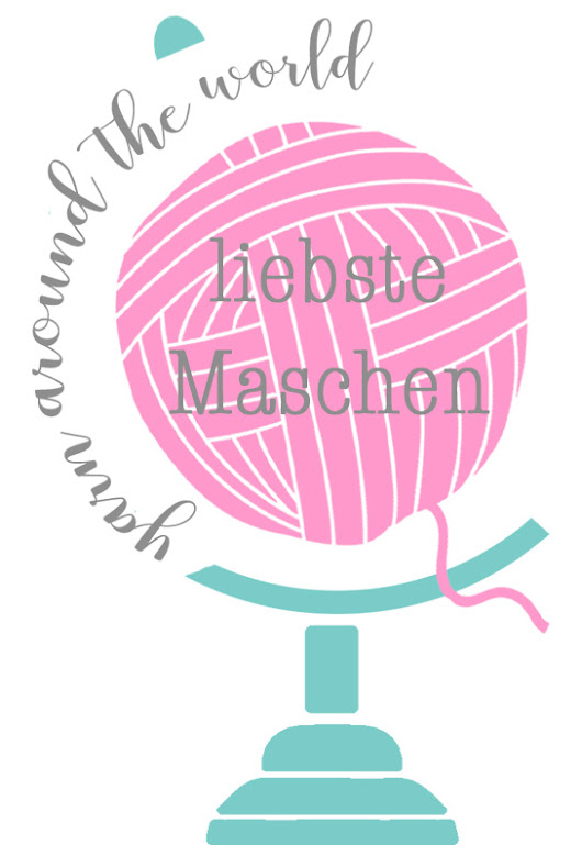 Liebste Maschen - Oktober 2018 - Yarn Around The World