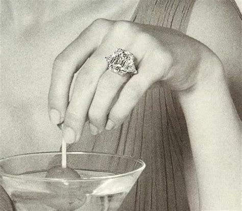 Vintage Harry Winston Diamond Advertisement   Diamonds Are