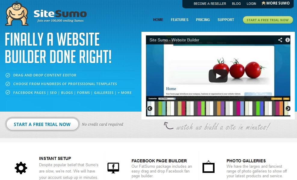 Website Builder - Top Website Building Sites - Build