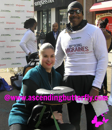 DRExcedrin Event Herald Square me 08 After Oasis Day Spa Massage WATERMARKED