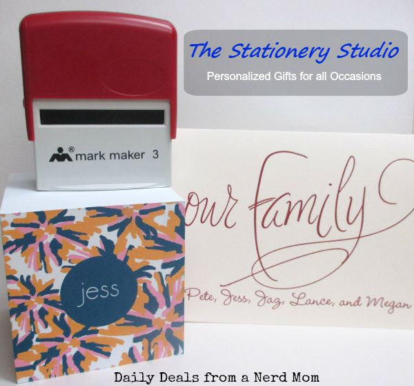 The Stationery Studio $50 Gift Card Giveaway {US, ends 8/18}