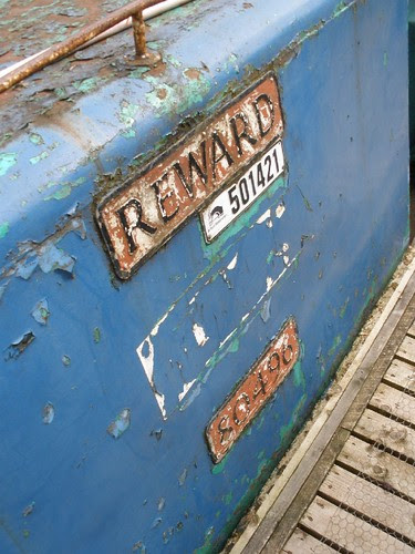 Reward @Saltisford Canal Arm, Warwick