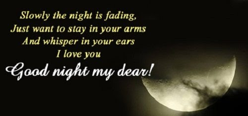 49 Romantic Good Night Images With Love Quotes Wallpaper