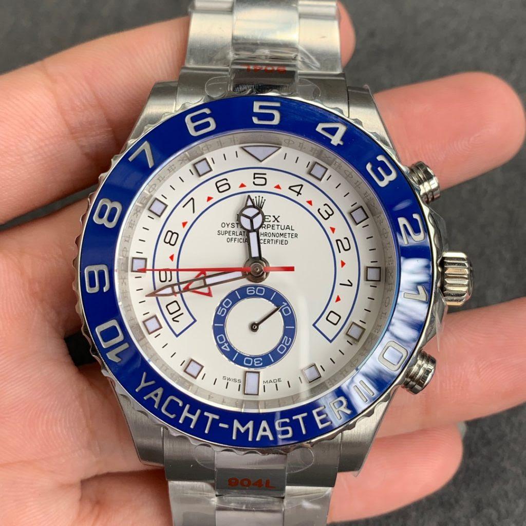 GMF Replica Rolex YachtMaster II 116680