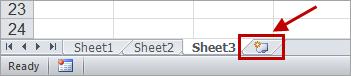 Insert WorkSheet