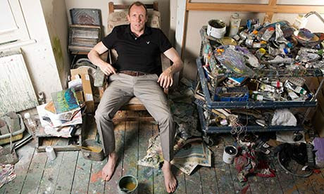 David Dawson: life after Lucian Freud