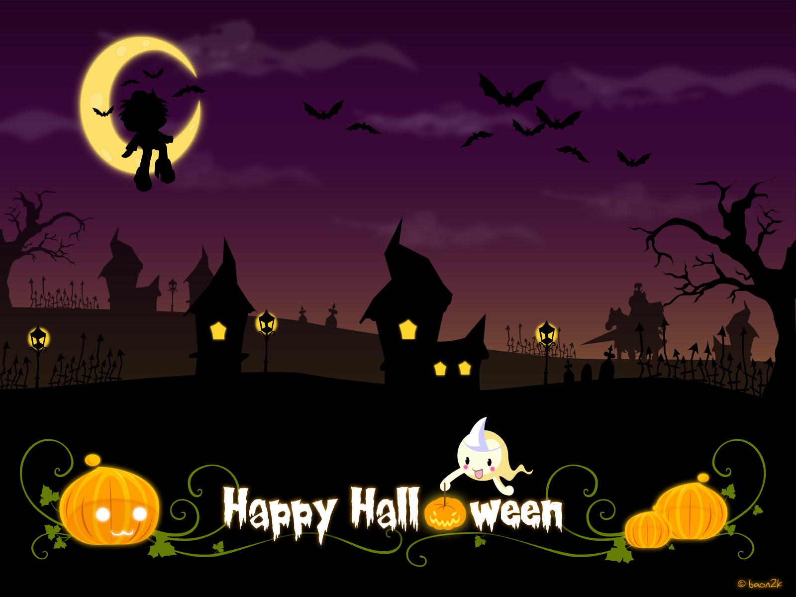 60 cute Halloween wallpapers HQ  Deepak.C