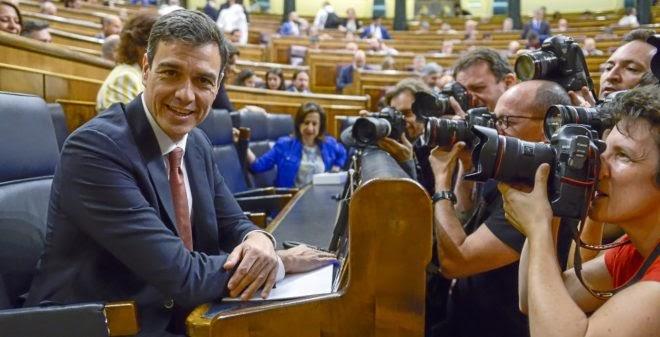¡La bufonada de Pedro Sánchez!