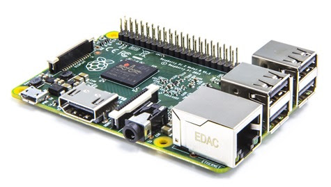 The new Raspberry Pi 2 will run Windows 10 and run Universal Apps - Scott Hanselman