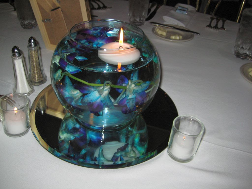 Fish Bowl Table Decoration Ideas Elitflat
