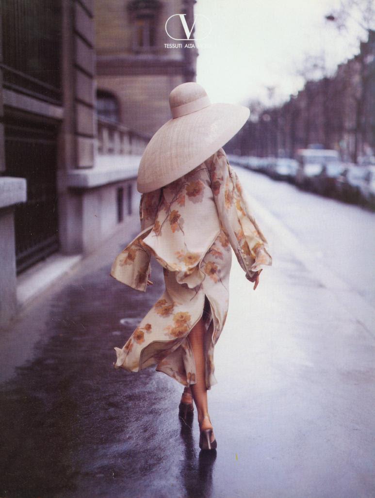crushculdesac:  Valentino | Photographer: Walter Chin | Model: Tricia Helfer