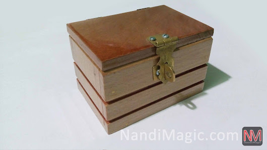 Watch Box Wooden