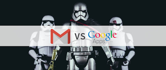 Gmail vs Google Apps - Which one is better for personal email