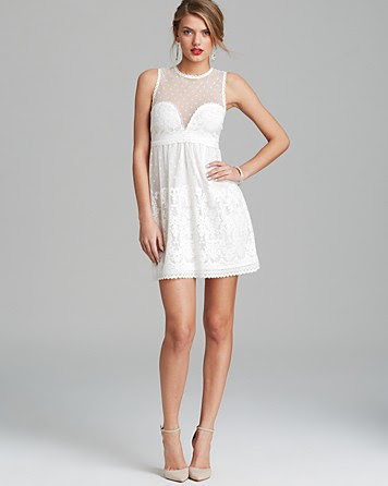 DV Dolce Vita Rosabella Lace Dress