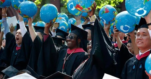 """""""And the major with the fewest underemployed graduates, according to the report, was """"Foreign Languages…"""