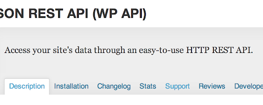Using the WordPress REST API in a mobile app - AppPresser