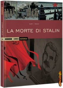 La morte di Stalin è un fumetto!