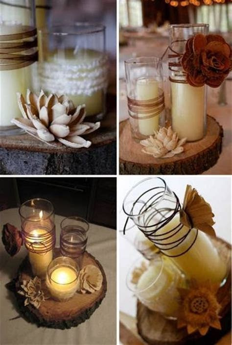 17 Best images about Wood slices on Pinterest   Rustic